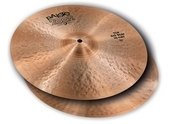 PAISTE CYMBALES CHARLESTON 2002 BLACK  BIG BEAT