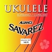 SAVAREZ STRUNY PRO UKULELE SOPRAN/CONCERT