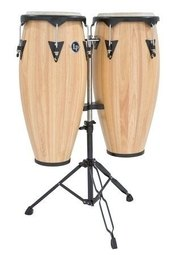 LATIN PERCUSSION SET CONGAS SÉRIE CITY