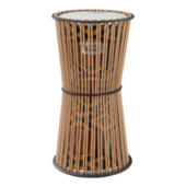 REMO WORLD PERCUSSION TALKING DRUM KANAGO FRANCIS AWE SIGNATURE