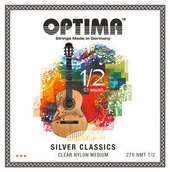 OPTIMA STRINGS FOR CLASSIC GUITAR SILVER CLASSICS GUITAR FOR CHILDREN