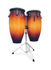 LATIN PERCUSSION SET CONGAS MATADOR CUSTOM