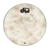 DRUM WORKSHOP BASS DRUM HEAD FIBERSKYN