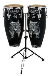 LATIN PERCUSSION SET CONGAS ASPIRE ACCENTS