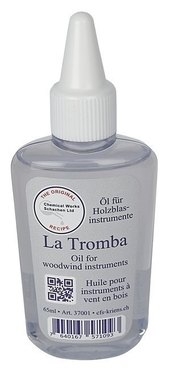 LA TROMBA - DAS ORIGINAL OIL FOR WOODWIND INSTRUMENTS