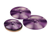 PAISTE SET DE CYMBALES 900 SERIE COLOR SOUND PURPLE