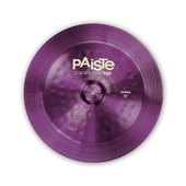 PAISTE CYMBALES CHINA 900 SERIE COLOR SOUND PURPLE