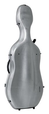 GEWA MADE IN GERMANY CELLO CASE IDEA TITANIUM CARBON 3.3