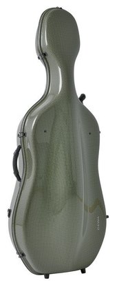 GEWA MADE IN GERMANY CELLO CASE IDEA ARAMID CARBON 3.1