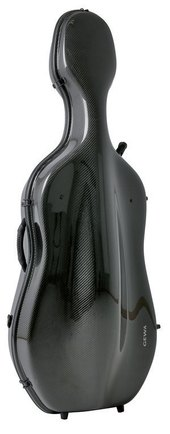 GEWA MADE IN GERMANY CELLO CASE IDEA ORIGINAL CARBON 2.9