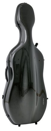 GEWA MADE IN GERMANY CELLO CASE IDEA VARIO PLUS ORIGINAL CARBON