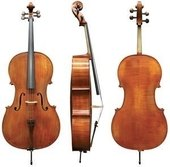 GEWA MADE IN GERMANY CONCERT CELLO GEORG WALTHER