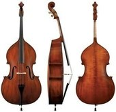 GEWA DOUBLE BASS PREMIUM LINE ALL-SOLID MODEL