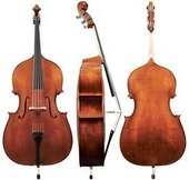 GEWA DOUBLE BASS MEISTER RUBNER MODEL NO. 68 M