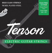 PURE GEWA STRINGS FOR E-GUITAR TENSON NICKEL