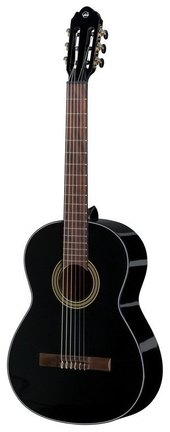 VGS CLASSICAL GUITAR STUDENT BLACK