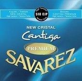 SAVAREZ CORDES  GUITARE CLASSIQUE NEW CRISTAL CANTIGA PREMIUM