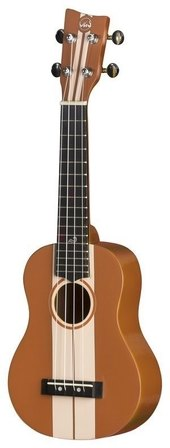 GEWA SOPRAAN UKULELE MANOA W-SO-OR