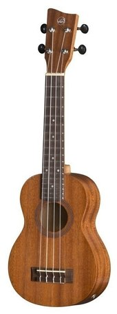 GEWA SOPRANO E-ACOUSTIC UKULELE MANOA K-SO-E