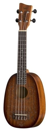 GEWA PINEAPPLE UKULELE MANOA K-PA-WHISKY