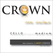 LARSEN CROWN STRINGS FOR CELLO