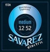 SAVAREZ E-GITARRE-SAITEN HEXAGONAL EXPLOSION NICKEL