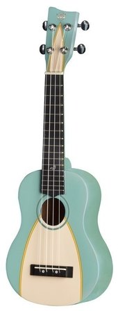 GEWA SOPRAN UKULELE MANOA W-SO-GR