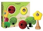 CAMPANILLA PERCUSSION SET NATURE LOVER 3-PIECE