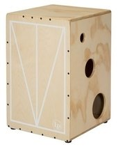 LATIN PERCUSSION CAJON AMERICANA MT BOX