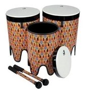 TOCA NESTING DRUMS TOM TOM  FREESTYLE II