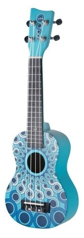 GEWA SOPRANO UKULELE MANOA W-SO-MG