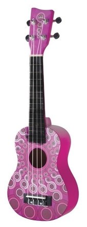 GEWA UKELELE SOPRANO MANOA W-SO-MG