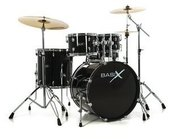 PURE GEWA DRUM SET BASIX CLASSIC PLUS