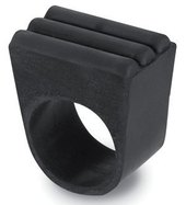 GIBRALTAR RACK ACCESSORY RUBBER MOUNTING FEET