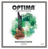 OPTIMA STRUM-KITARAN KIELET/BASSOKIELET