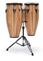 LATIN PERCUSSION SET CONGAS ASPIRE
