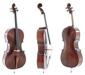 GEWA MADE IN GERMANY CONCERT CELLO MEISTER RUBNER