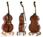 GEWA DOUBLE BASS BASIC LINE - LAMINATED VERSION