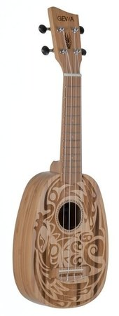GEWA PINEAPPLE UKULELE