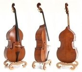 GEWA DOUBLE BASS PREMIUM LINE LAMINATED MODEL