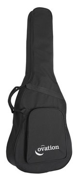 OVATION GUITAR GIG BAG ROUND BACK