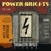 THOMASTIK-INFELD GITARA ELEKTRYCZNA STRUNY POWER BRIGHTS SERIES