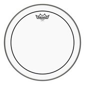 REMO DRUM HEAD PINSTRIPE TRANSPARENT