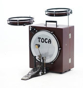 TOCA WORLD PERCUSSION KICKBOXX SUITCASE DRUM SET