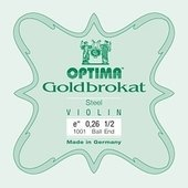 OPTIMA VIOLIN STRINGS GOLDBROKAT