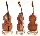 GEWA DOUBLE BASS PREMIUM LINE SEMI-SOLID MODEL