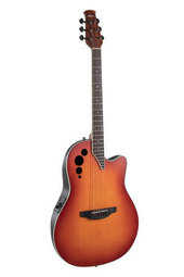 APPLAUSE E-ACOUSTIC GUITAR MS STEEL-STRING E-ACOUSTIC GUITAR AE48-1I SSB