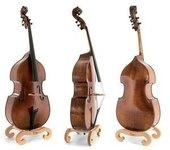 GEWA MADE IN GERMANY DOUBLE BASS MEISTER RUBNER SOLO
