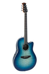 OVATION E-ACOUSTIC GUITAR CELEBRITY STANDARD PLUS SUPER SHALLOW