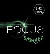 SAVAREZ STRINGS FOR E-GUITAR FOCUS  STAINLESS STEEL